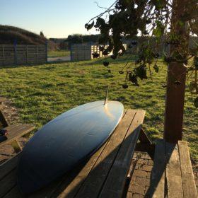 Surf sur terrasse Cambuse - Maison Glaz